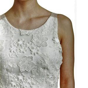 Romeo&Juliet couture white dress.